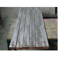 China titti copper clad bars titanium clad copper plate and bar for industry gr2 wholesale