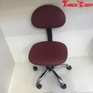 China Modern Ergonomic Racing Desk Chair , Swivel Mobile Comfortable Office Chair wholesale