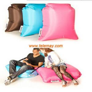 China 2016 el saco de dormir inflable más popular, bolso inflable de la lugar frecuentada, el bolso de la endecha inflable wholesale