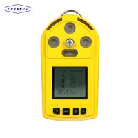China OC-904 Portable Chlorine Cl2 gas detector with rechargeable battery on sale