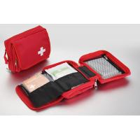 China GJ-2059 Muliti-layers oxford material small but big volume Travel/outdoor first aid kit wholesale