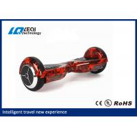 China Standing 700 Watts 10 Inch Smart Balance Scooter With ABS And PC Material wholesale