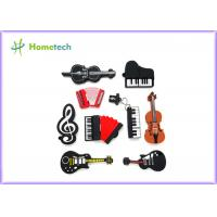 China Personalized Music Model Usb Pen Memory Stick Usb 2.0 4gb 8gb 16gb 32gb wholesale