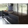 China India Angola Brown Granite Slab Countertop kitchen Granite Tile Countertop Cost Vanity Tops wholesale