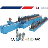 China Windows Octagonal Pipe Cold Roll Forming Machine For Rolling Shutter System wholesale
