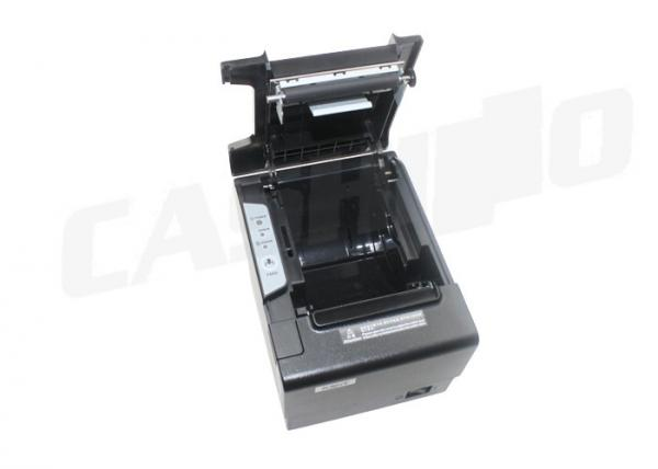 Quality Fast Printing Serial POS Receipt Printer RS232 USB LAN Ports Low Noisy for sale
