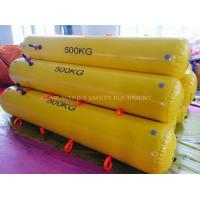 Lifeboat Davit and Crane Proof Load Test Water Bags