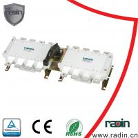 China MTS Wind Power Manual Transfer Switch Changeover Up To 3200A For Generator wholesale