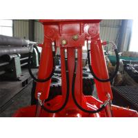 Quality Non Rotate Clamshell Excavator Grapple Bucket For Daewoo DH280 Long Reach for sale