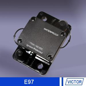 SAE J1117 12V Circuit Breaker Auto Car System Boat Line Fuse 40VDC