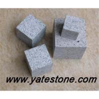 China Granite cobble and cube wholesale