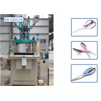 China Double Color Injection Molding Machine / ABS Injection Molding Machine For Scissors Grip wholesale