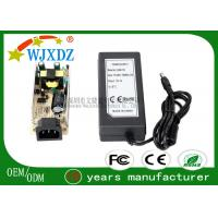 Buy cheap CE 36W 3A CCTV Camera ac to dc power adapter 12 volt 80%-85% Efficiency from wholesalers