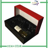 China Book Shape Wine Gift Boxes Paper Cardboard boxes gift packaging for Wine Bottle wholesale