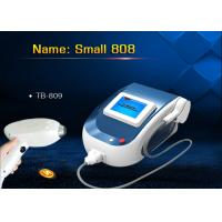 808nm Professional Diode Laser Hair Removal Machine With Big Spot Size Depilation 1800W