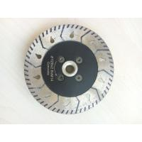 China 125mm Stone Diamond Tool Granite/Marble/Diamond Cutting Grinding Wheel Saw Blade,with M14 flange wholesale