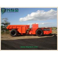 China Hydropower Tunneling Low Profile Dump Truck For Medium Size Rock Excavation wholesale