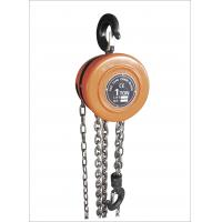 China 0.5 ton to 10 ton HSZ Series Traditional Type Manual Chain Hoist / Chain Block wholesale