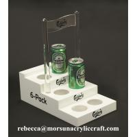 China High quality acrylic beer stand display holder from China supplier wholesale