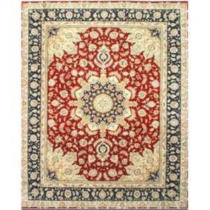 China Handmade Silk & Wool Carpet on sale