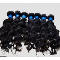 Elegant Unprocessed Indian Curly Hair Extensions With No Foul Odor