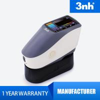 Portable Visible Light Spectrometer , Double Beam Spectrophotometer High Precision