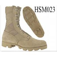China African forces desert area special mission breathable army boots for muddy land wholesale