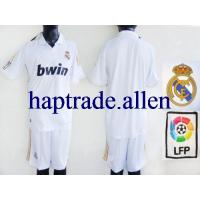 China Soccer jersey wholesale Real Madrid C.F. Blank Goalkeeper Men Home Jersey - Yellow 2011-2012 Season Home Ki soccer free shipping on sale
