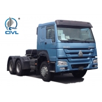 China New Sinotruk Howo Tow Tractor Prime Mover Truck Rhd 10 Wheels 380HP Zz4257s3241w wholesale