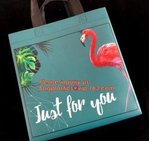 China Customize Cheap Non Woven Bag T-Shirt Ultrasonic Non Woven Vest Bag For Supermarket,Gift Non Woven Bag Shopping Handle B wholesale