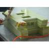 China Yellow GPO3 Fiberglass Sheeting Panels EN45545 Certified Low Water Absorption wholesale
