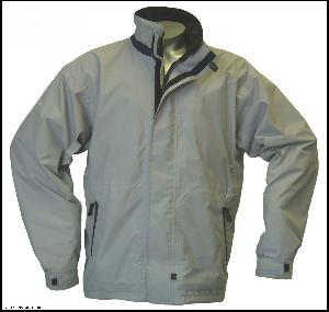 Quality Men′s Polyester/Cotton Padded Jacket Hf1080 for sale