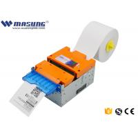 China Multiple installing angles 80mm kiosk thermal printer for self kiosks wholesale