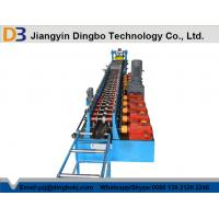 Buy cheap Large Production Capacity Steel Door Frame Roll Forming Machine CE And ISO Certification from wholesalers