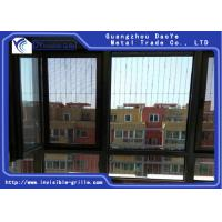 China High Safety Decorative Metal Window Grilles Providing Better View on sale