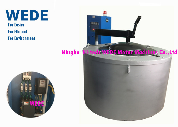 Quality 100kgs To 1000kgs Cold Chamber Die Casting MachineAluminum Liquid Melting Electric Oven for sale