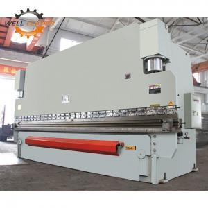 China Cnc Type Hydraulic Press For Sheet Metal Bending , Metal Plate Bending Machine on sale