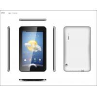 China Business conference touch screen Dual Core portable digital tv with Multifunction wholesale