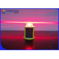China Strong Corrosion Resistance Solar Powered Airport Light / Airport Runway Lights wholesale