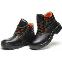 China Unisex 42 Size Non Slip ESD Safety Shoes With Steel Toe Cap And Steel Plate on sale
