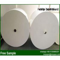 China 190gsm-400gsm C1S FBB/Ivory board wholesale