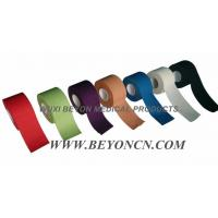 China Team Color Pack Trainers Tape Sports Strapping Tape Prevent Strains And Sprains wholesale