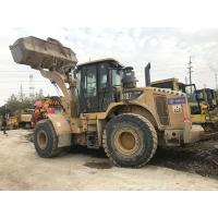 Buy cheap Used CAT 950H Wheel Loader Original paint CAT C7 Engine 217hp Engine Power from wholesalers
