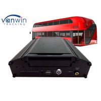 Buy cheap H.264 8 Channel Mobile DVR with Anti shock G-Sensor GPS 3G full 1080P MDVR camera from wholesalers