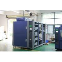 China Air To Air Thermal Shock Chambers , Environmental Test Chamber For Automotive Testing on sale
