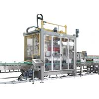 China Automatic Pet Water Bottles Bottle Packaging Machine Robot Case Packer 18000bph - 60000bph wholesale