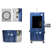 China Desktop Constant Temperature And Humidity Test Chamber With Burning Fire Design on sale