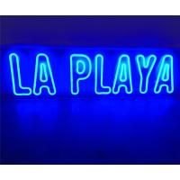 China tattoo neon signs low voltage signage lights on sale