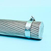 China Aluminium Conductor Steel Reinforced ACSR Conductor ASTM , BS , DIN , CSA , IEC wholesale