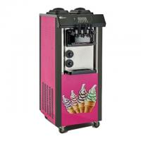China Vertical 25L Fully - Auto Commercial Soft Serve Ice Cream Machine With Low Energy Consumption on sale